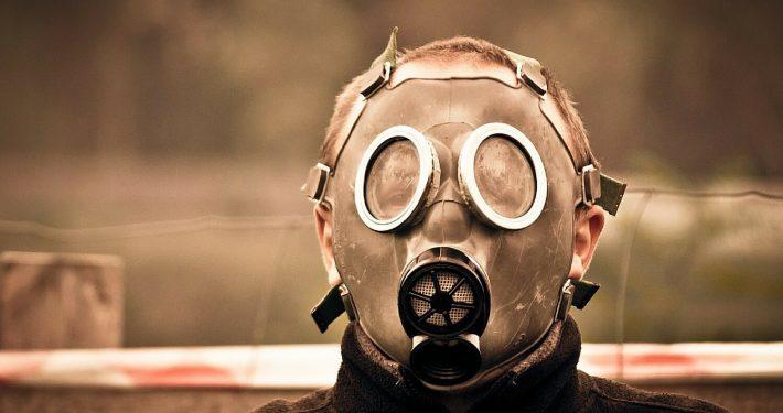 apocalypse gas mask