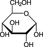 Monosaccaride - glucose
