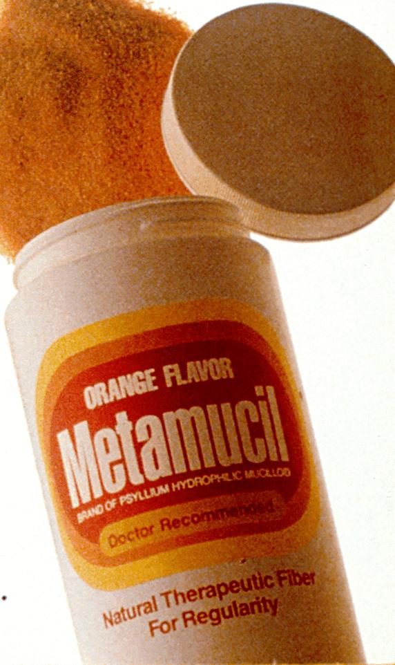 psyllium Metamucil
