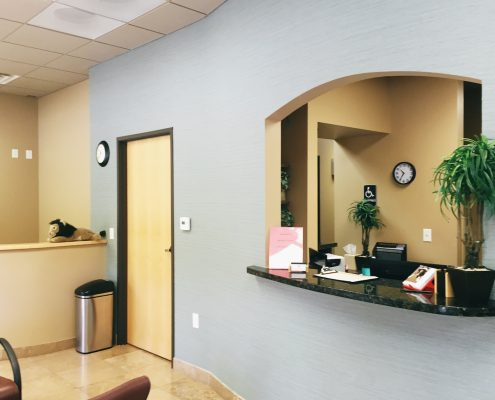 Front Office of Arizona Allergy and Asthma Specialists